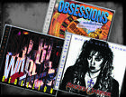 3 CD BUNDLE SACRED WARRIOR - REBELLION + WICKED GENERATION + OBSESSIONS