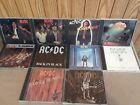AC/DC  10  CD COLLECTION