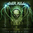 Overkill - the Electric Age CD+DVD #69606
