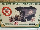 TEXACO GEARBOX - 1913 FORD MODEL T DELIVERY TRUCK IN TIN BOX 1:16 #5073 OF 20000