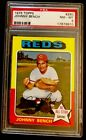 1975 TOPPS REDS TEAM SET BREAK ! JOHNNY BENCH PSA 8 ! #260, VIVID COLORS !