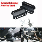 25mm Motorcycle Bumper Engine Protective Guard Crash Bars  Block Dismantling