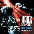 WARRIOR SOUL - TOUGH AS FUCK: LIVE IN ATHENS  CD NEW+
