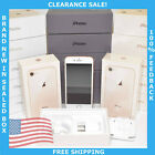 New Apple iPhone 8 64GB Gold Unlocked A1905 GSM in Sealed Box Clearance Sale