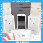 New Apple iPhone 8 64gb Silver Unlocked GSM A1905 in Sealed Box Clearance Sale