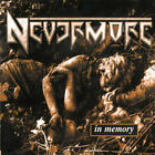 Nevermore – In Memory RARE COLLECTOR'S NEW CD! FREE SHIPPING!