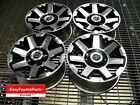 4Runner Trail Edition Alloy Wheel Rim 17 INCH OEM TOYOTA Used Take Off Set of 5