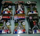 NEW - 6 MLB Imports Dragon Baseball toy collector figures HARPER MURPHY PERALTA