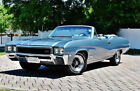 1968 Buick GS 400 Convertible 400 V 8 Bucket Seats Amazing 1968 Buick GS 400 Automatic Power Steering Windows and Top Disc Brakes