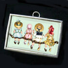 Best Friends Saying Soldered Charm Pendant for Necklace perfect add on Plunder