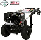 Simpson HONDA GX200 with AAA Triplex Pump Professional Gas Pressure Washer