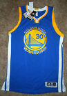Authentic NBA Adidas Golden State Warriors Stephen Curry Pro Cut 4x Jersey