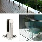 304 Stainless Steel Spigot Glass Pool Deck Spigots Balustrade Fence Square US