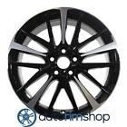 New 19 Replacement Rim for Toyota Camry 2018 2019 2020 Wheel Machined with Blac