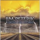 Jim Peterik – Above The Storm RARE COLLECTOR'S CD! NEW! FREE SHIPPING!