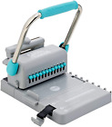 The Cinch Book Binding Machine Version 2 by We R Memory Keepers  Teal and Gray