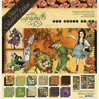 Graphic45 THE MAGIC OF OZ DELUXE COLLECTORS EDITION scrapbooking