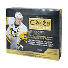 2016-17 Upper Deck O-Pee-Chee Platinum Hockey Hobby Box