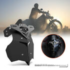 CNC Aluminum Motorcycle Mudguard Rear Fender Dust Wheel Splash Decorate Styling