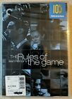The Rules of the Game DVD 2 Disc New Jean Renoir Criterion masterpiece