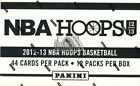 2012-13 Panini Hoops Basketball 12ct Rack Pack Box