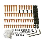 New Complete Fairing Fastener Clips Screws Bolts Kit Fit Honda All Models