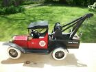 Texaco Model T Ford Tow Truck Wrecker Reproduction
