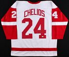 Chris Chelios Rookie Cards and Autograph Memorabilia Buying Guide 26