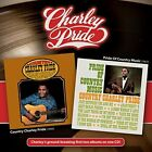 Pride, Charley - Country Charley Pride + Pride Of Country Music CD NEW