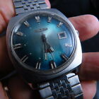 JAPAN MADE RICOH AUTOMATIC MEN WATCH PART NEED SERVICE