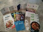 Misc LOT OF WEIGHT WATCHERS VARIETY CHARMS KEYCHAINS POCKET GUIDES  RECIPES