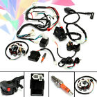 Complete Electrics Wiring Harness For Chinese Dirt Bike ATV QUAD CG125 150 250CC