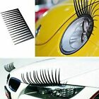 15 Car Monster Sticker Reflective Claw Scratch Decal Headlight Decoration Vinyl