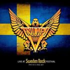TRIUMPH-LIVE AT SWEDEN ROCK FESTIVAL (W/DVD) CD NEW
