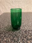 Anchor Hocking Foresr Green Juice Glass 5 Inches
