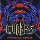LOUDNESS-METAL MAD CD NEW
