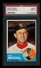 Stan Musial Cards, Rookie Cards and Autographed Memorabilia Guide 8