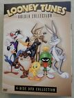 Looney Tunes Golden Collection 4 DISC DVD SET Bugs Bunny Daffy Duck Porky Pig