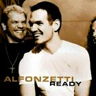 Alfonzetti ‎– Ready RARE COLLECTOR'S CD! NEW! FREE SHIPPING!
