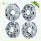4X 20mm Hubcentric 4x100 Wheel Spacers 12x1.5 Studs For 2006-2010 Honda Fit