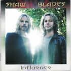 Shaw Blades ‎– Influence ULTRA RARE COLLECTOR'S CD! BRAND NEW! FREE SHIPPING!
