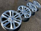 22 FORD F150 EXPEDITION RANCH LIMITED XLT OEM FACTORY STOCK WHEELS RIMS 6X135