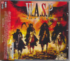 W.A.S.P. ‎– Babylon ULTRA RARE COLLECTOR'S NEW CD! OBI! FREE SHIPPING!