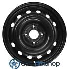 New 14 Replacement Rim for Pontiac Chevrolet G3 Aveo Wave 2005 2011 Wheel Black