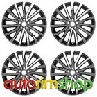 Lincoln Continental 2017 18 OEM Wheel Rim Set Machined Charcoal