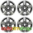 Jeep Commander 2006 2010 17 Factory OEM Wheels Rims Set Machined with Charcoal