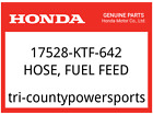 Honda OEM Part 17528-KTF-642