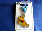 Disney  WINNIE the POOH BALLOON DANGLE  New on Card Character Trading Pin