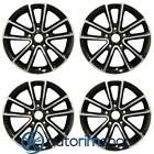 Dodge Polished with Black Journey Grand Caravan 2011 2019 17 OEM Wheel Rim Set