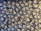Susan Branch Language of Flowers Rare Purple Leaves Fabric BTY 4 YDS Avail